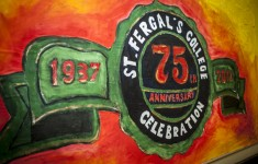 St Fergal's 75th anniversary celebrations