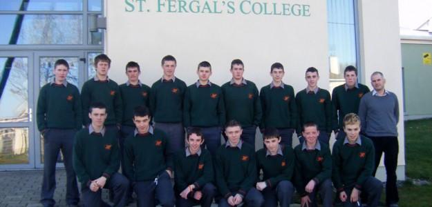 St. Fergal's U17 Soccer Team